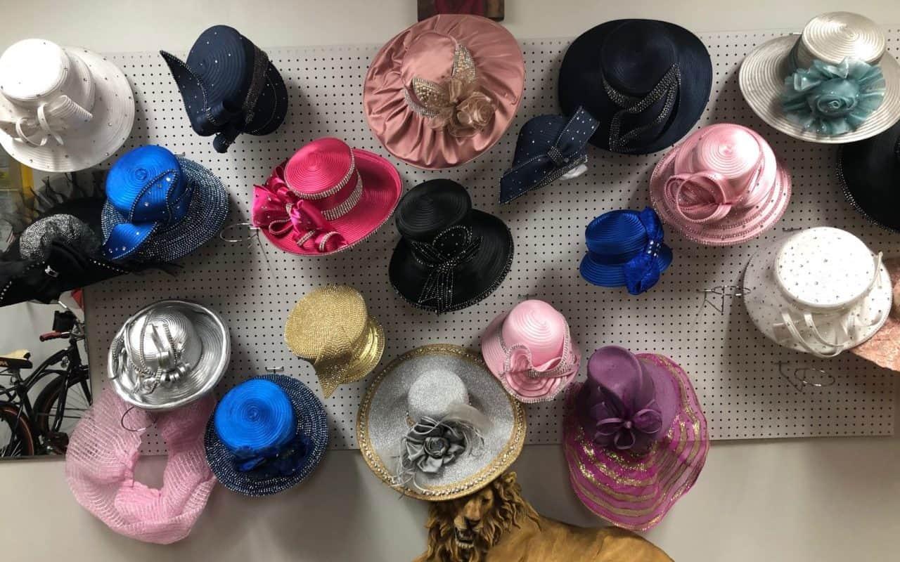 Ethel Walker Harnesses Incubator To Make Racetrack Hats Community Loan Fund Of The Capital Region