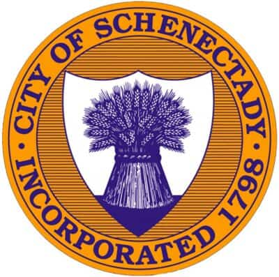 Seal of City of Schenectady