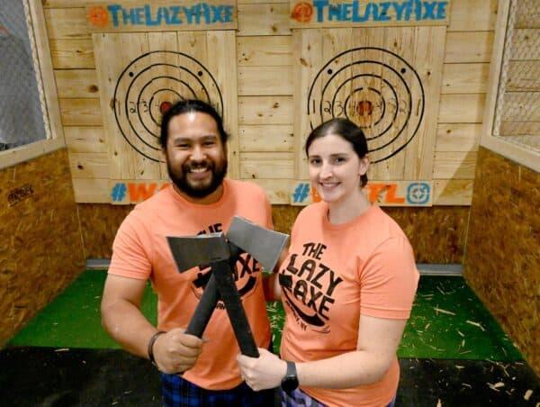 Mark Mirasol and Kristyn Muller Mirasol