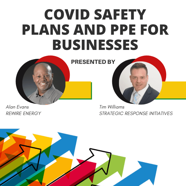 COVID Safety Plans and PPE
