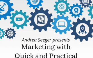 Andrea Seeger: Marketing Plan