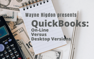 QuickBooks: Online vs. Desktop