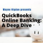 QuickBooks Online Banking