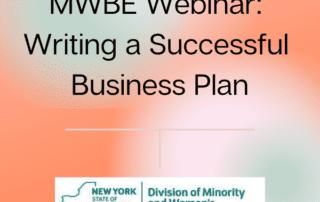DMWBE webinars